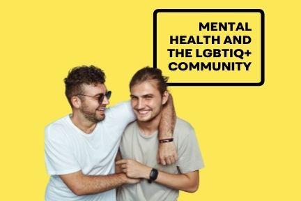 Mental Health and the LGBTI Community   stigma health
